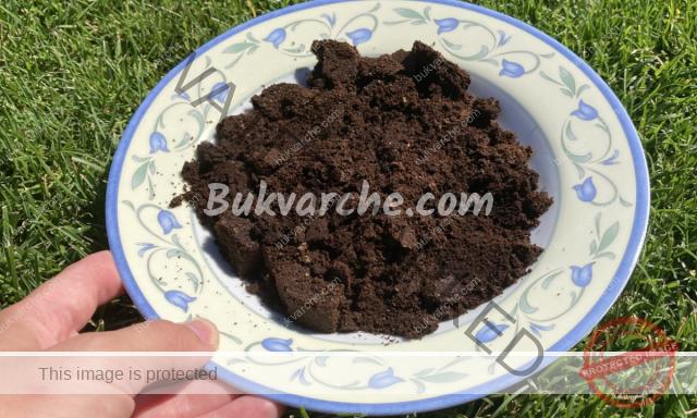 Утайка от кафе - полезни свойства и приложения