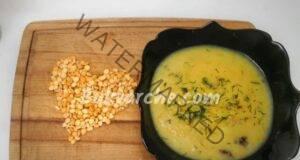 Грахова супа: приготвянето отнема няколко минути
