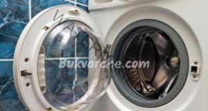 Дезинфекция на пералнята с домашен разтвор
