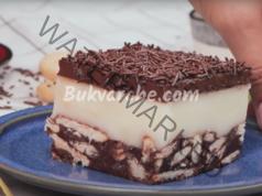 Десерт с крем и бисквити: всеки ще се справи с приготвянето му