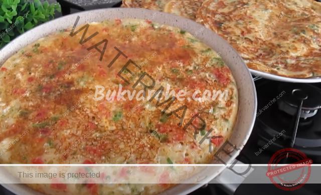 Здравословни зеленчукови палачинки за цялото семейство (1)
