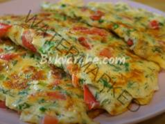 Зеленчукови палачинки с кашкавал: бързи и вкусни