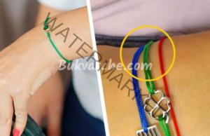 Какъв цвят конец трябва да носите на ръката си?