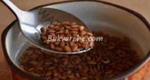 Лечение с ленено семе при гастрит и висок холестерол