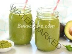 Срещу грип си правете зелен шейк. Подсилва веднага имунитета.