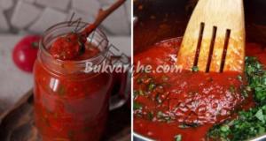 Барбекю сос - несравним вкус и аромат. Лесна рецепта