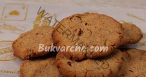 Здравословни бисквитки с аромат на канела и джинджифил
