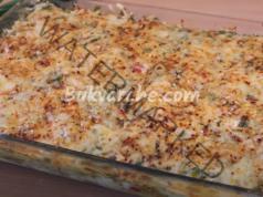 Зелева запеканка с кайма и зеленчуци - ароматно и вкусно ястие