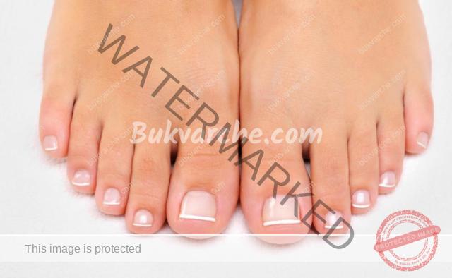 Как се лекуват гъбички по ноктите на ръцете и краката?