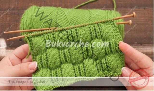 Плетка за пуловери, шапки и жилетки