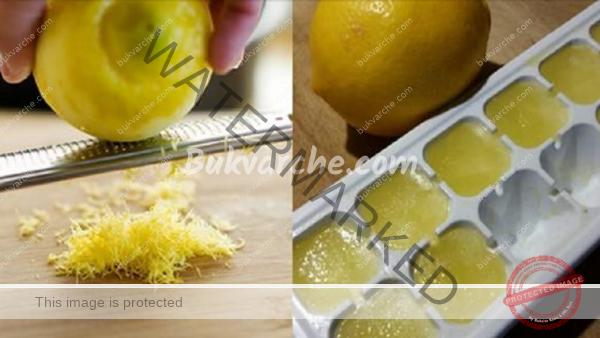 Ползи от лимоновата кора за вашето здраве
