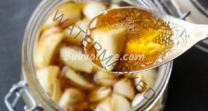 Ферментирал чесън в мед срещу настинки, грип и кашлица