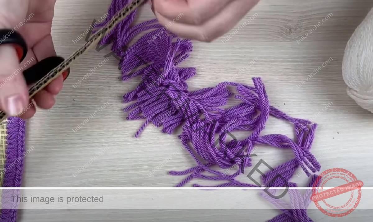 Ръчно изработено килимче - идеално за всеки дом
